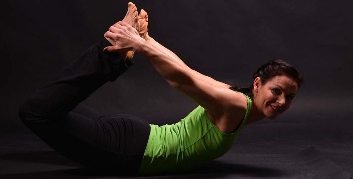 Fitnesskurs starker Rücken