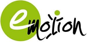 Logo e-motion Fitnesskurse