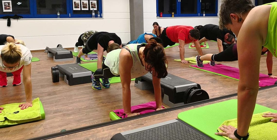 Fitnesskurs Bodystyling