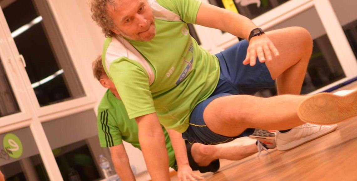 Fitnesskurs Männer Sixpack