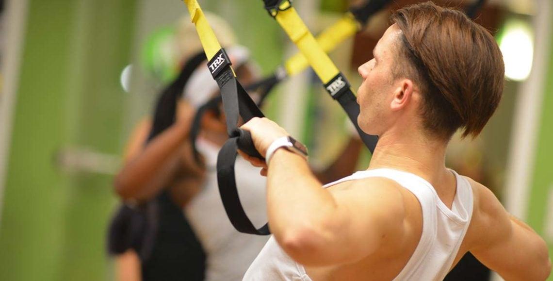 Fitnesskurs TRX